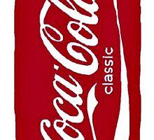 Coca Cola Phone Case  by Kyko619