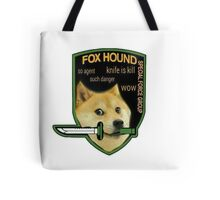 Doge is Kill Tote Bag