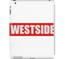 westside iPad Case/Skin
