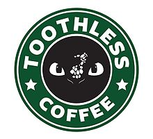 Toothless Coffee by StewNor
