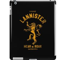 HOUSE LANNISTER 1 iPad Case/Skin