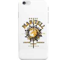 HOUSE MARTELL 2 iPhone Case/Skin