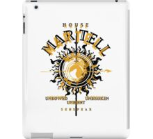 HOUSE MARTELL 2 iPad Case/Skin