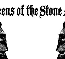 Queens of the Stone age by crimsonking842