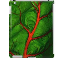 #11        Swiss Chard Leaf iPad Case/Skin