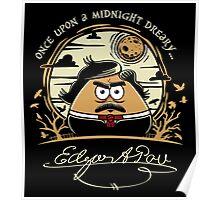 Edgar Allan Pou Poster