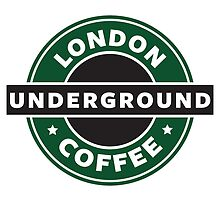 London Underground Coffee by StewNor