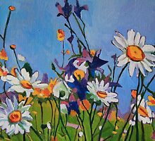 Wildflowers 2 by Emma Cownie