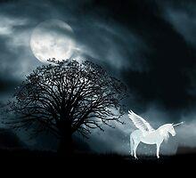 Moonlight Magic by Ann  Van Breemen
