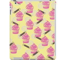 Sugar and spice and all things nice iPad Case/Skin