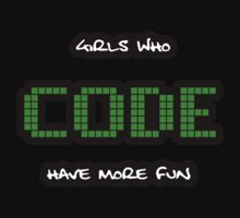 GIRLS WHO CODE by EnjinEar