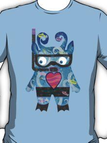 Snorkel Monster T-Shirt