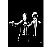 Pulp Fiction Jules & Vincent Photographic Print