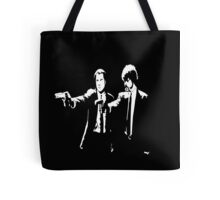 Pulp Fiction Jules & Vincent Tote Bag