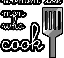 MEN who COOK by EnjinEar