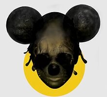 Weird Mickey Mouse by CAnastase