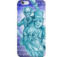 The Hitchhiking Ghosts! iPhone Case/Skin