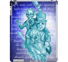 The Hitchhiking Ghosts! iPad Case/Skin