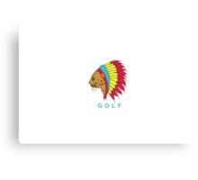 Golf wang Canvas Print