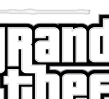I Would Rather Be Playing - GTA V Sticker