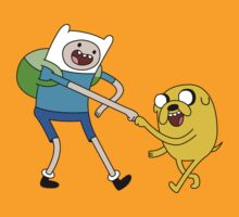 Adventure Time - Bro Fist by Alldemgames