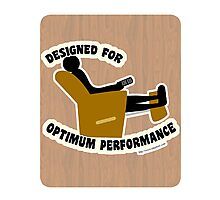 Optimum Performance Photographic Print