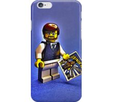 We can all dream of being a super hero! iPhone Case/Skin