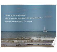Shoreline Devotion Poster