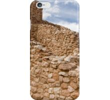 Tuzigoot Indian Ruins iPhone Case/Skin