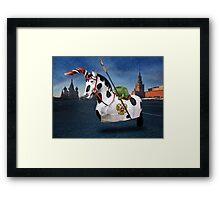 Vladimir The Fairy-Hunter Framed Print