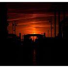 Sylt - Sundown #5 by Ronny Falkenstein