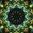 Pattern Kaleidoscope 03  by fantasytripp