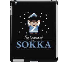 The Legend of Sokka iPad Case/Skin