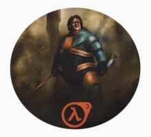 Gabe Newell in Half-Life 3 by KarapaNz