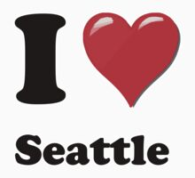 I Love Seattle by ColaBoy