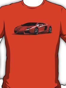 Realistic Lamborghini T-Shirt