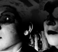 Still from Carnival of Souls. by - nawroski -