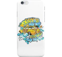Surfer woody's t shirt iPhone Case/Skin