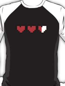 Almost Full Hearted T-Shirt