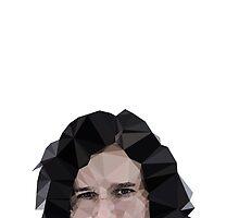 Jon Snow by pop-lygons