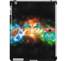 Indigo starter pokemon FINAL evolutions  iPad Case/Skin