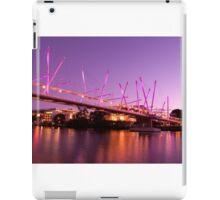 Kurilpa Bridge Brisbane iPad Case/Skin