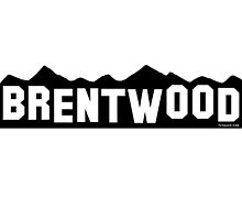 Brentwood (with mountains) by TVsauce
