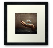 A Typical Situation Framed Print