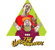 The Underachievers T-shirt by kadal