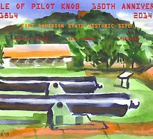 Battle of Pilot Knob by KipDeVore