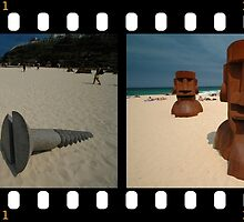 2 Screw U3 @ Sculptures By The Sea by muz2142
