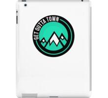 Get Outta Town iPad Case/Skin