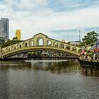 Old Bus Station Bridge by Werner Padarin