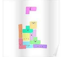 Tetris! Poster